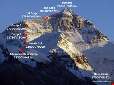 Everest Tiers
