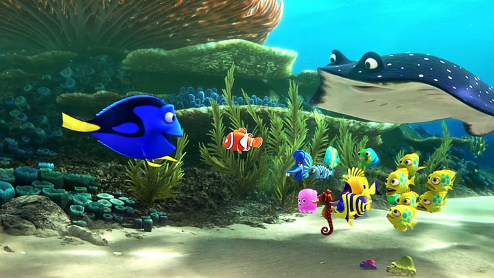 Finding Dory – Short Review