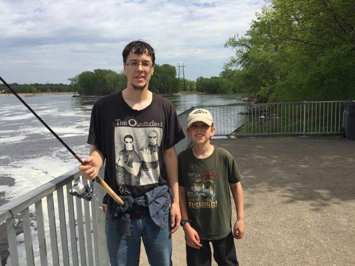 Matt & Noah
