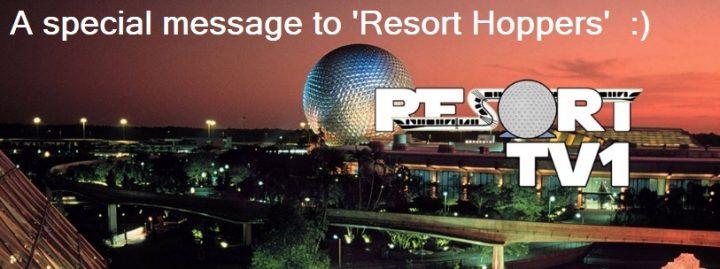 Resort Hoppers!!